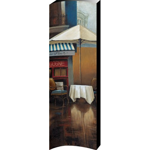 100 Essentials Bistro 1 Painting Print