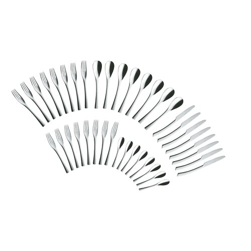 solex Sophia 40 Piece Flatware Set