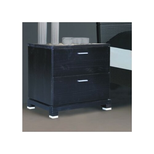 Daisy 2 Drawer Nightstand