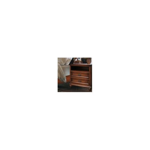 Cayman 2 Drawer Nightstand