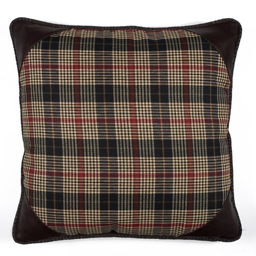 Chester Corner Cotton Pillow