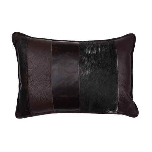 Leather Cotton Pillow