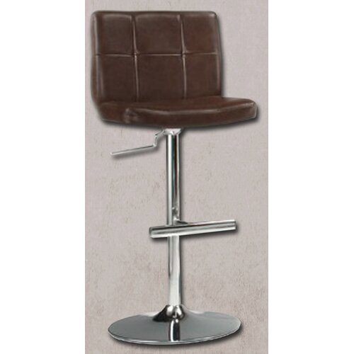 Ultimate Accents Miraval Adjustable Height Bar Stool With