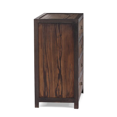 Zuo Era Fort Mason 4 Drawer Cabinet