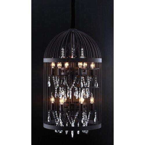 Zuo Era Canary 12 Light Ceiling Lamp