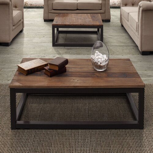 Zuo Era Civic Center Rectangular Coffee Table & Reviews