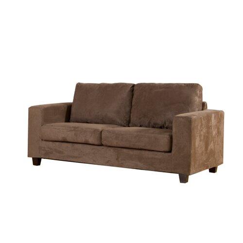 global furniture direct microfiber 3 seater sofa