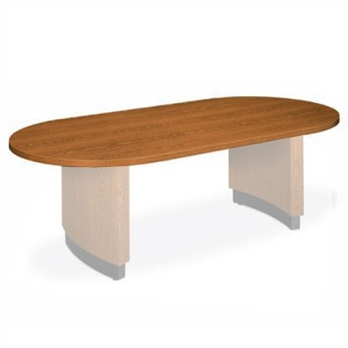 Basyx by HON Laminate Oval Conference Table Top