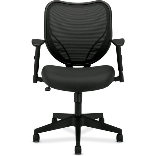Basyx by HON Midback Mesh Back Chair with  Arms