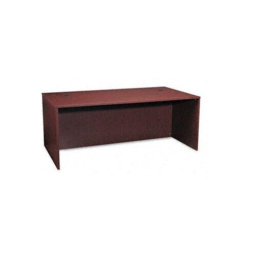 "Basyx by HON BL Laminate Series Rectangular Desk Shell, 77"" Wide"