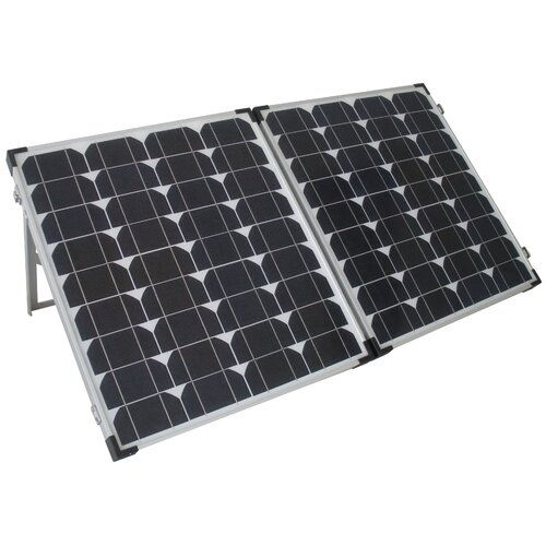 Sierra Wave Foldable Solar Collector with Controller