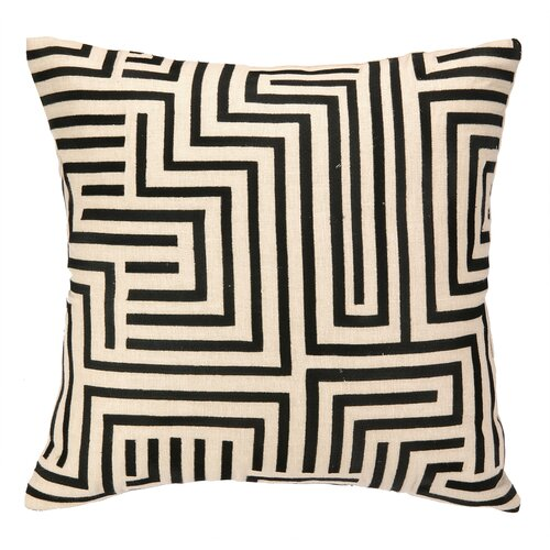 Trina Turk Residential Mira Mesa Embroidered Pillow