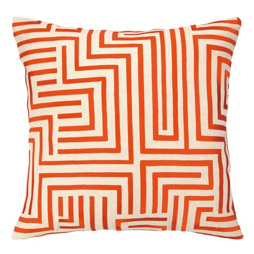 Mira Mesa Embroidered Pillow