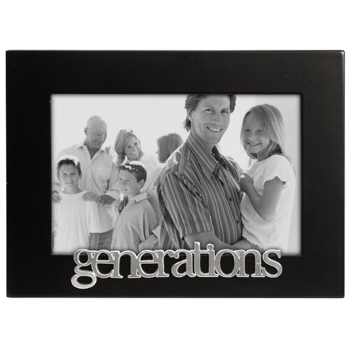 Malden Expressions Generations Picture Frame