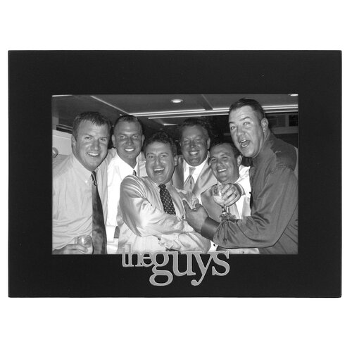 Malden Expressions The Guys Picture Frame