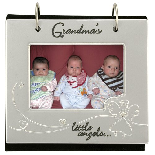 Malden Grandma's Angels Flip Ring Album