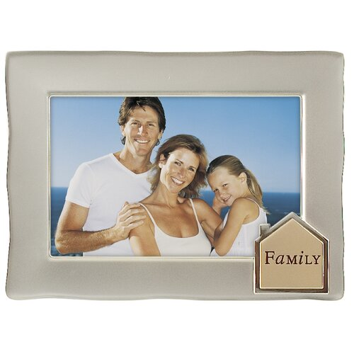 Family Icons Picture Frame