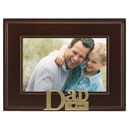 Malden Dad Picture Frame