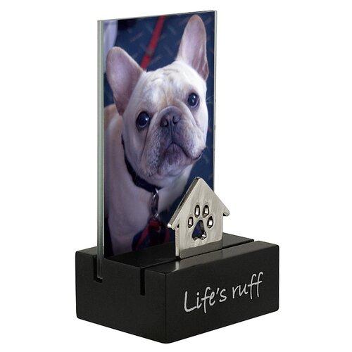 Malden Desktop Expressions Life's Ruff Mini Picture Frame