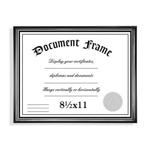 Malden Home Profiles Certificate Picture Frame