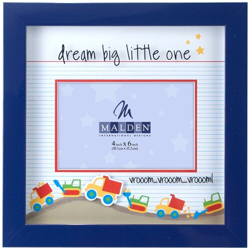 Malden Trucks Dream Big Picture Frame