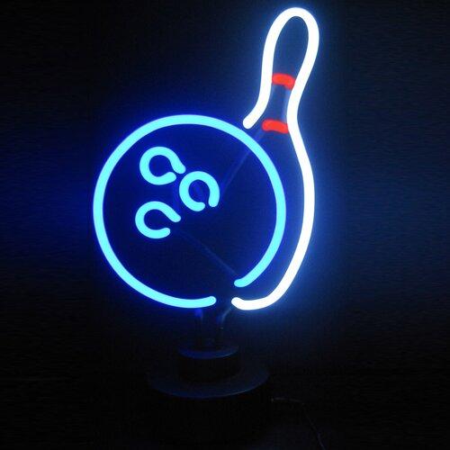 Neonetics Bowling Neon Sculpture