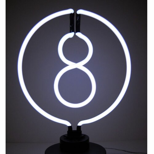 Neonetics Business Signs 8 Ball Neon Sign