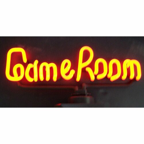 Neonetics Business Signs Game Room Neon Sign