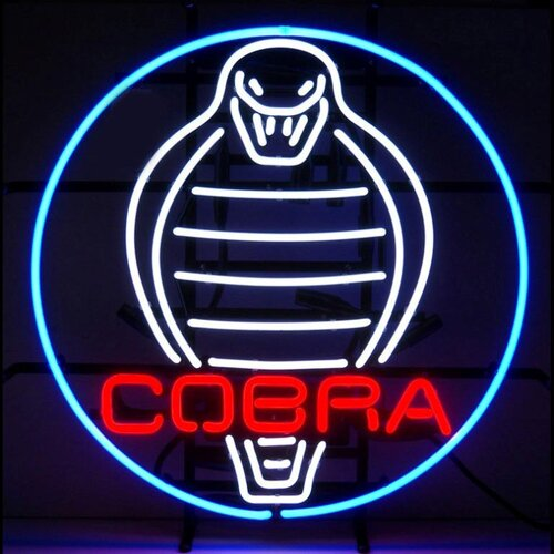 Neonetics Ford Cobra Neon Sign