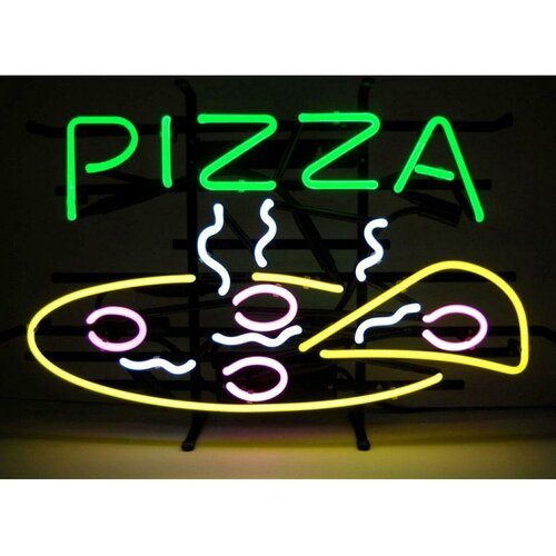 Neonetics Business Signs Pizza Neon Sign