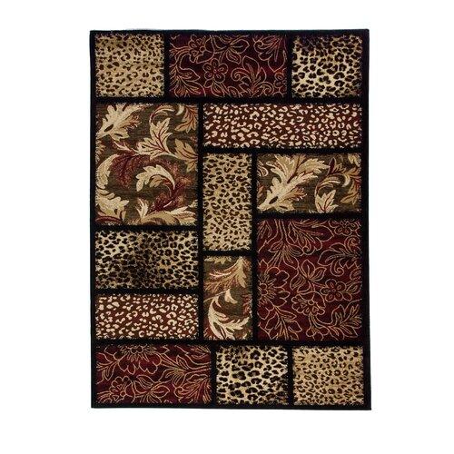 Barclay Sante Fe Leopard Animal Print Rug
