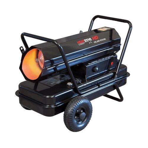 Heatstar Indirect Fired 125,000 BTU Forced Air  Kerosene Space Heater