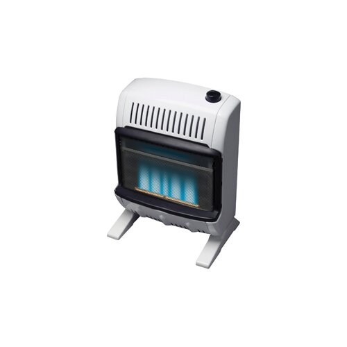 Mr. Heater Vent Free 10,000 BTU Radiant Wall/Floor Liquid Propane Space Heater