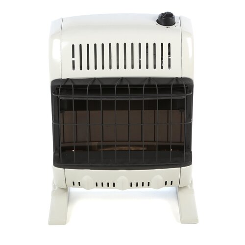 Mr. Heater Vent Free 10,000 BTU Radiant Utility Natural Gas Space Heater