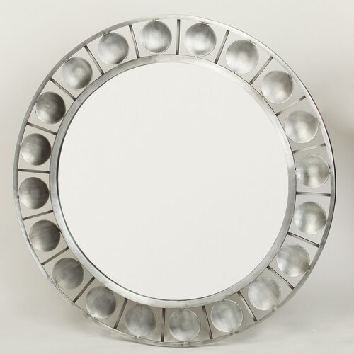Prima Circles Wall Mirror