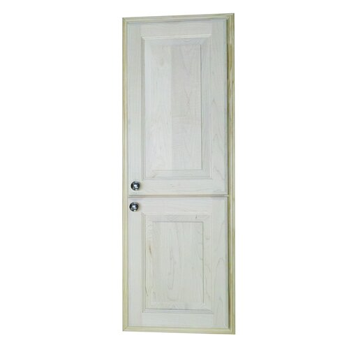 "WG Wood Products Baldwin 15.5"" x 43.5"" Recessed Medicine Cabinet"
