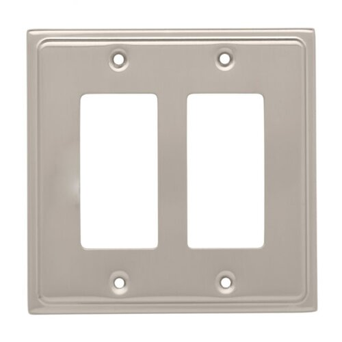 Country Fair Double Decorator Wall Plate