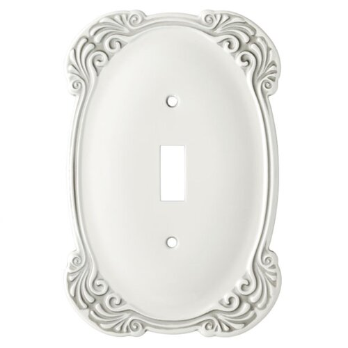 Brainerd Arboresque Single Switch Wall Plate
