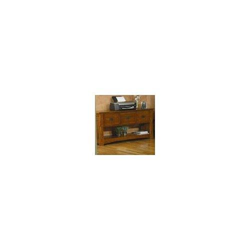 Bungalow 3-Drawer File Cabinet