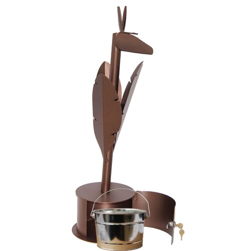 KL Designs Bird of Paradise Smoking Receptacle