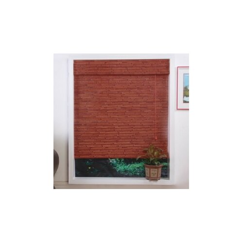 Top Blinds Arlo Roman Shade in Randa Auburn
