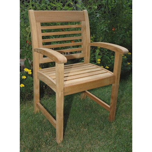 Regal Teak Westerly Arm Chair