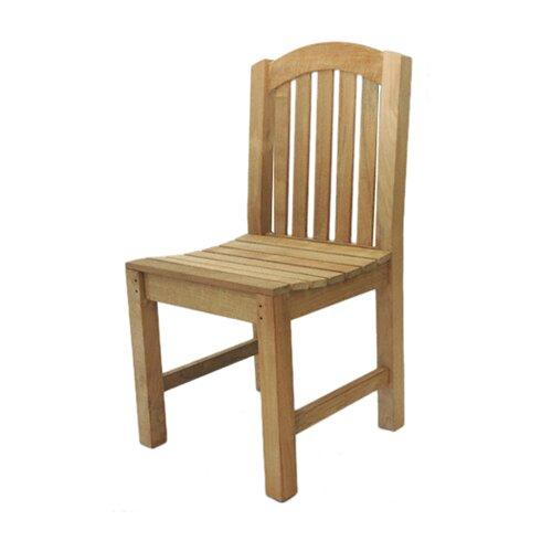 Regal Teak Aquinah Side Chair