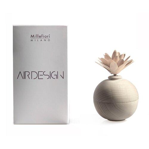 Millefiori Milano Air Design Wood Flower Bois d'Arbre Fragrance Diffuser