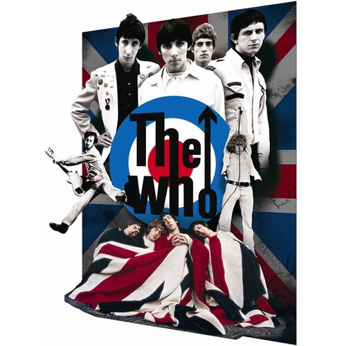 3D The Who Framed Vintage Advertisement