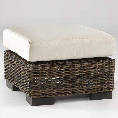 Naples Ottoman with Cushion