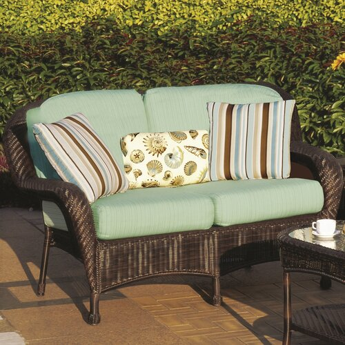 Key West Loveseat with Cushions