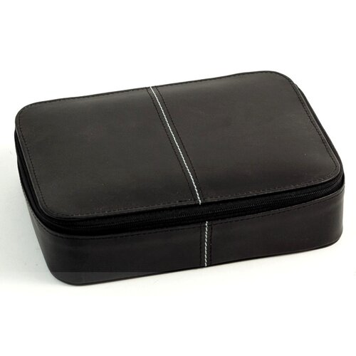Bey-Berk Multi Compartment Jewelry Box
