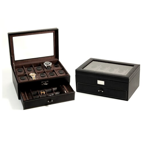 Bey-Berk 10 Jewelry Box