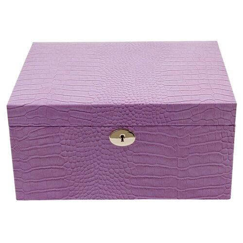 Bey-Berk Multi-level Jewelry Box